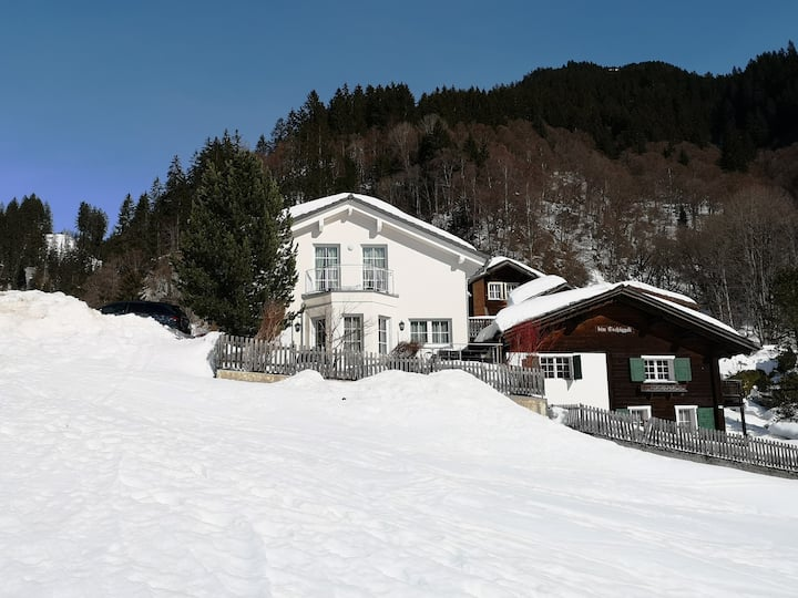 Quiet House in Klosters-Dorf (WEF only)