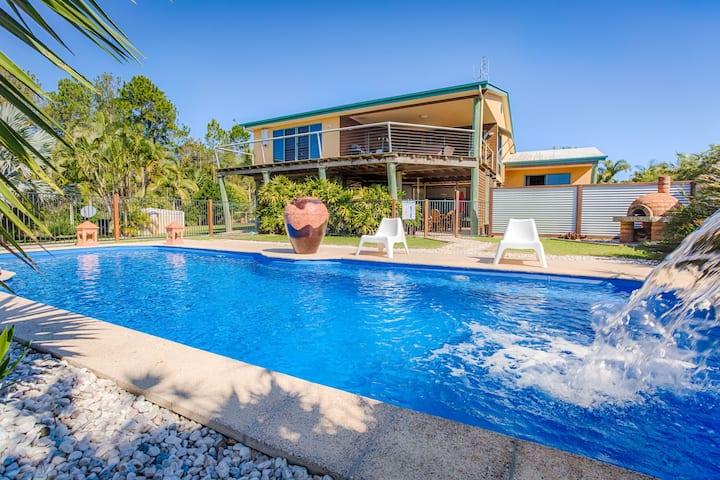Twelve on Bobrei - Bush & Beach Retreat
