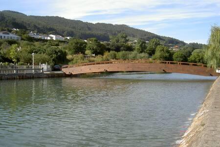 Apartamento vistas al río Cedeira