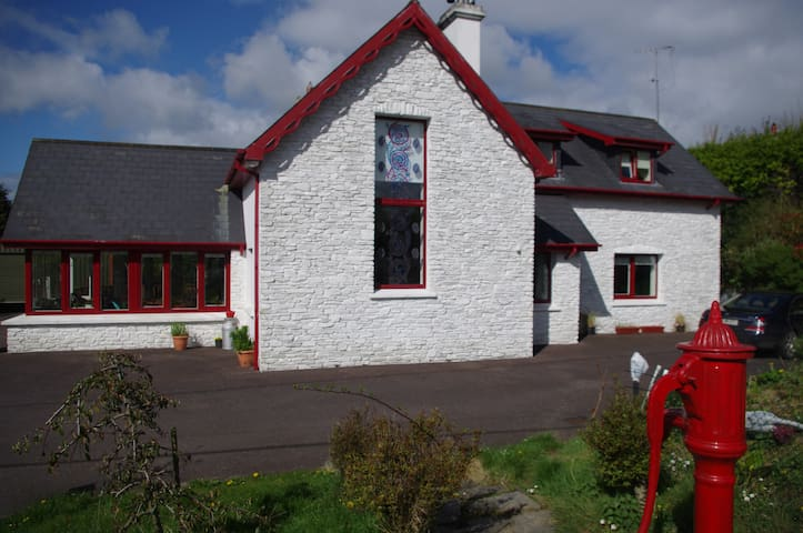 Country house with a rustic feel, ideal get away! - Ballycatten - Casa