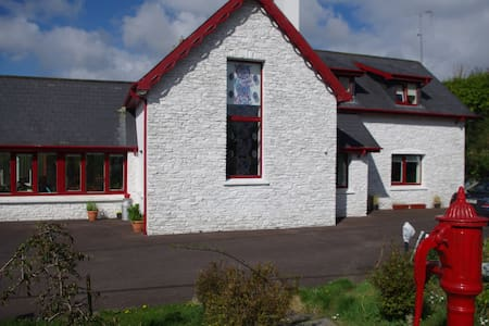 Country house with a rustic feel, ideal get away! - Ballycatten - 独立屋