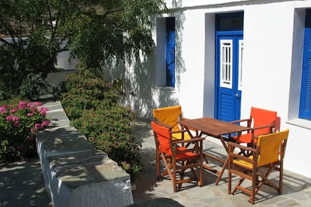 Traditional house in Sifnos - Apollonia