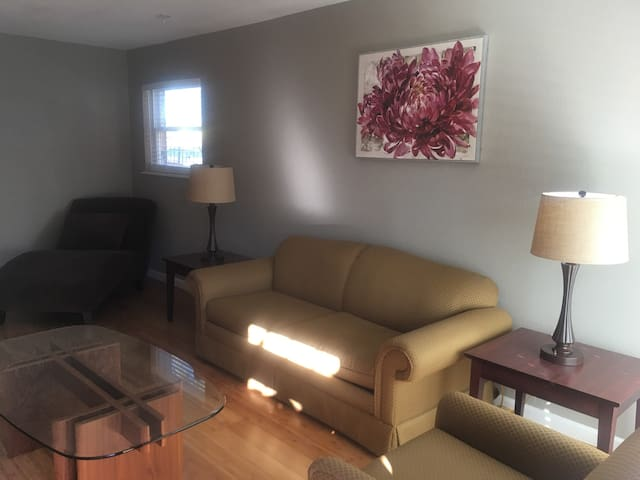 Large 2 bed 2 bath 1000 sq.ft. furnished apartment