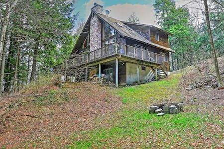 Adirondack-Style 3BR Stamford House - Harrison