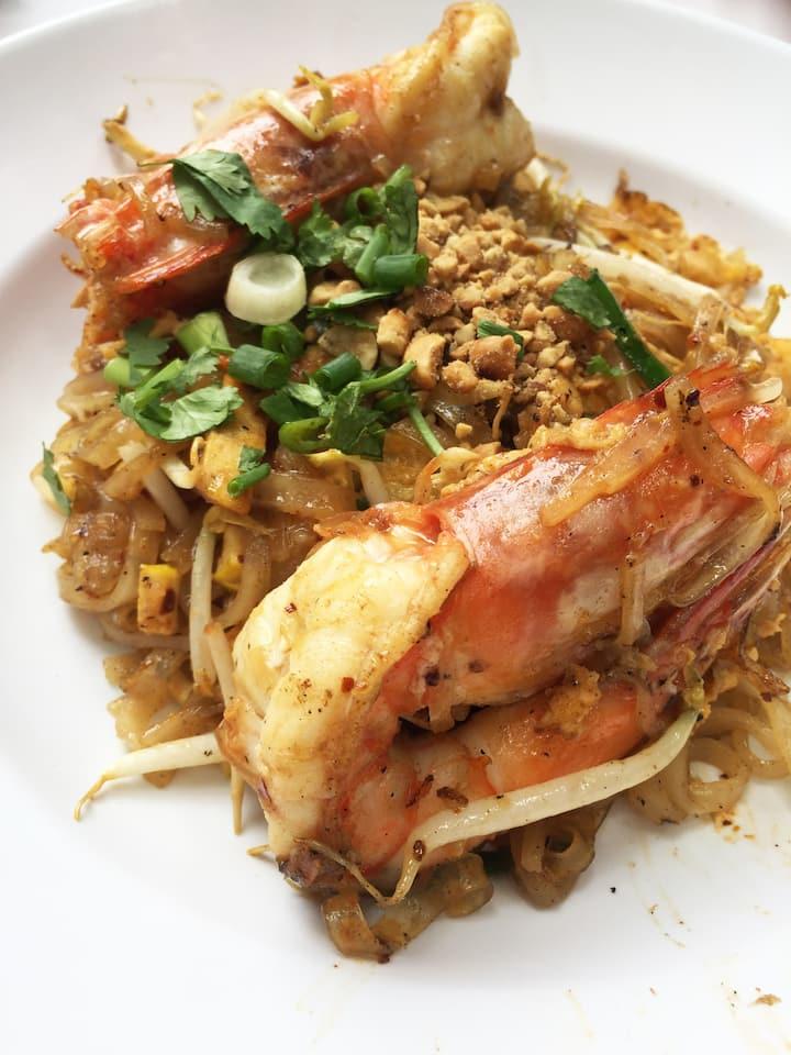 Tasty Pad Thai Goong