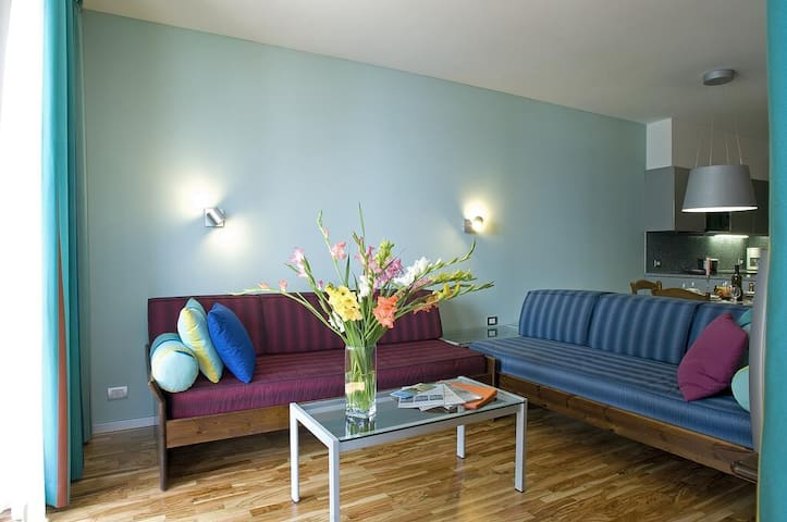 1 Bedroom Apartment at the Lago Maggiore