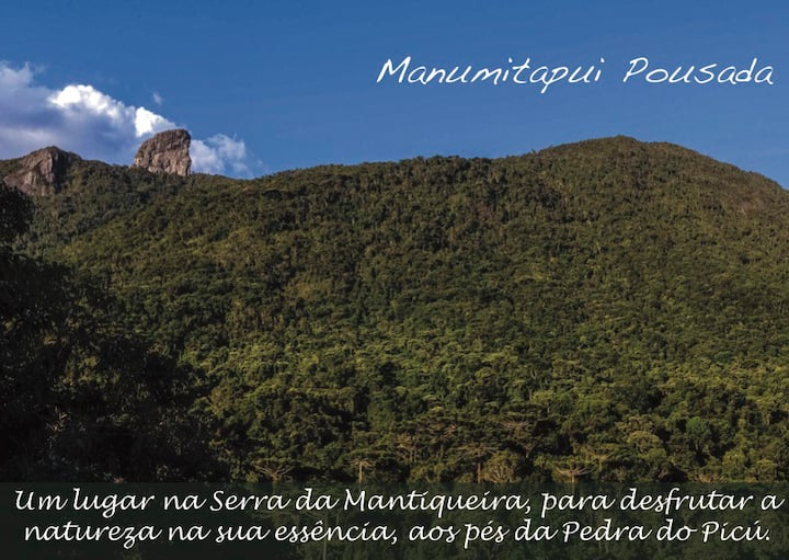 Hospedagem Manumitapui - Chalé