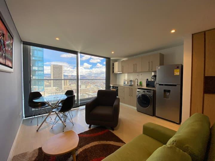 ApartaSuite BD Bacata Piso 26/26th Floor