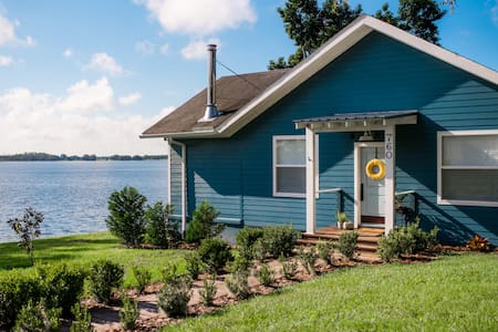 Central Florida  Lake House