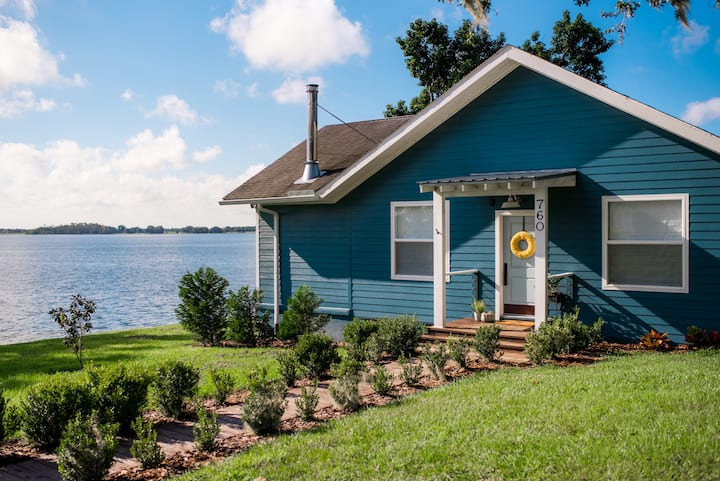 Central Florida  Lake House