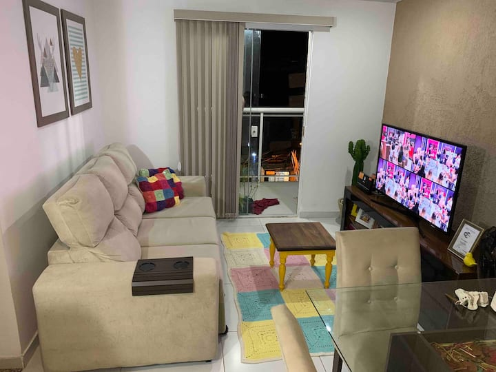 Apartamento inteiro em Nova Iguaçu
