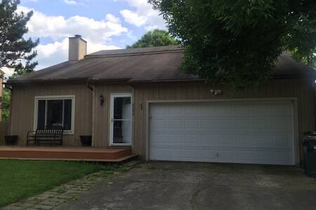 Cozy Home Private Yard, quiet - Jeffersontown
