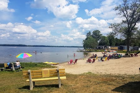 Family Fun Beach Cottage at McCreary Resort