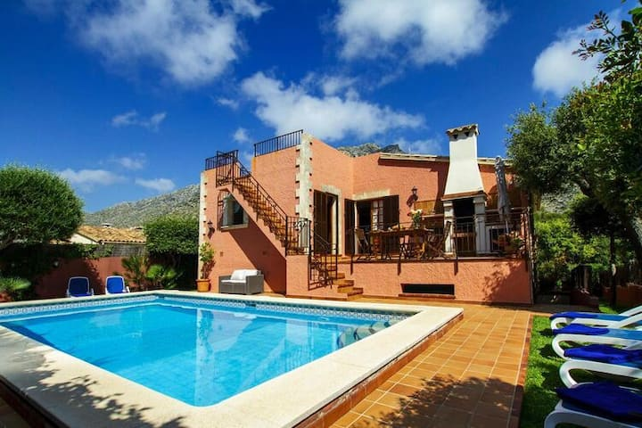 4 star holiday home in Cala San Vicente