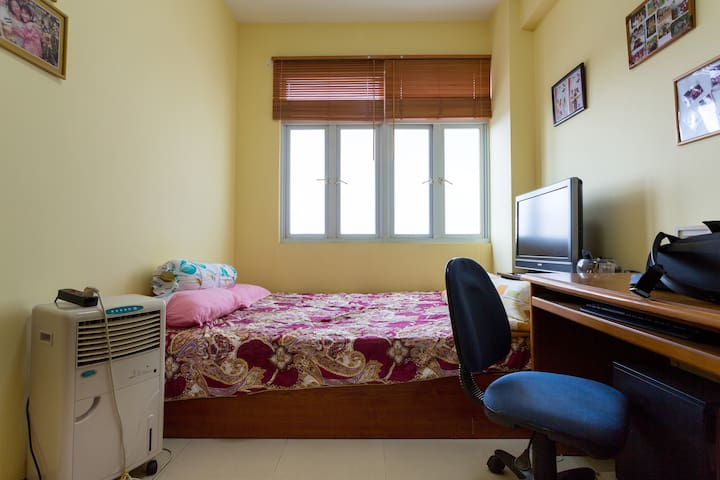 Private room in China Town area - TDS/1513_0.1 - Ho Chi Minh City