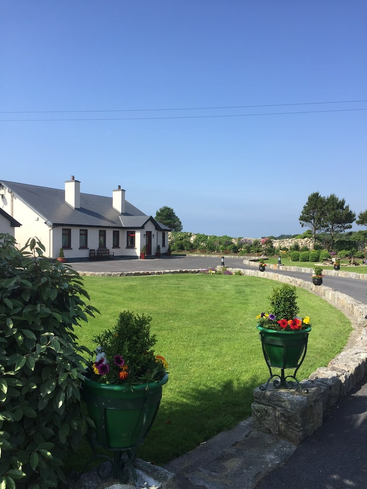 Close to Galway City and Connemara
