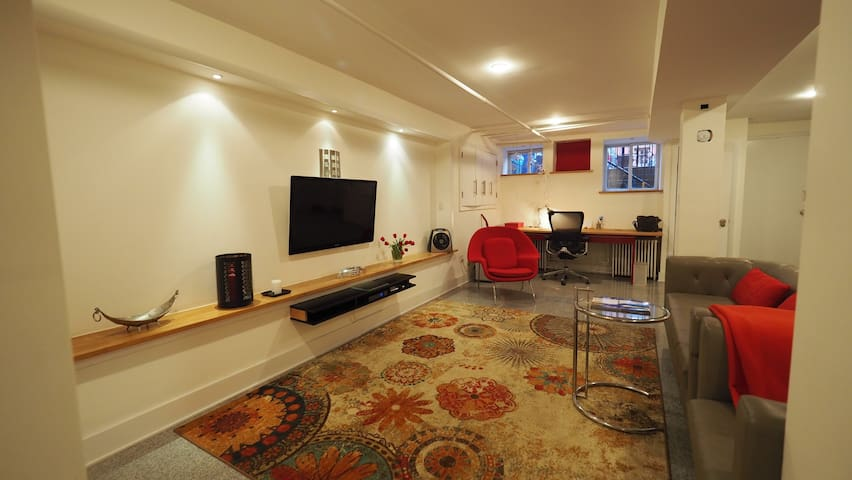 Be Charmed in Park Slope just steps from the Park.