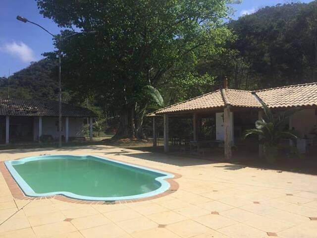 Sitio Santa Teresa - O melhor lugar para relaxar