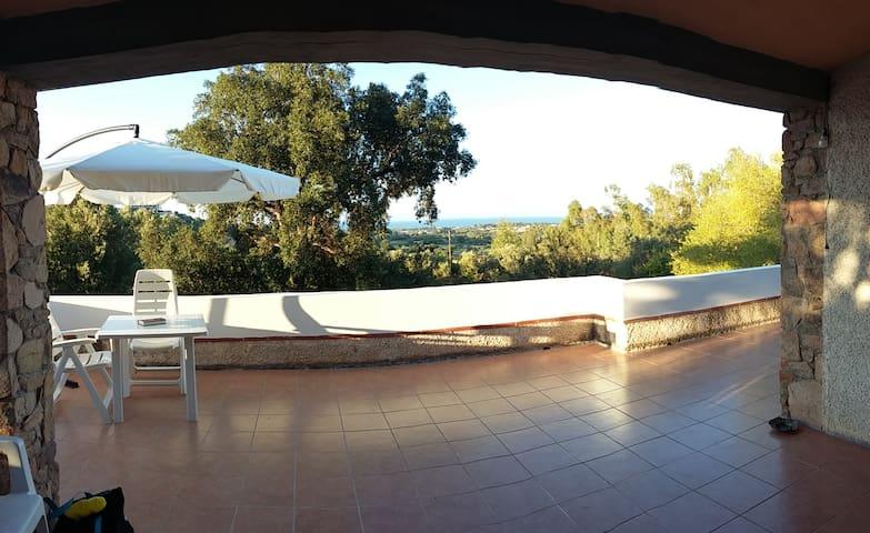 Appartamenti vista mare - Tanaunella