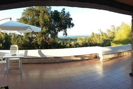 Appartamenti vista mare - Tanaunella - Vila