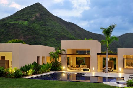 PASAGUA - Stunning house for nature lovers -