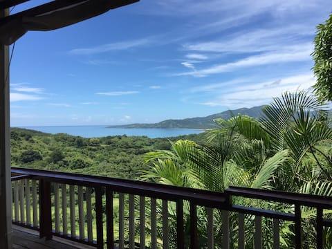 Ocean Views, Breezes, Hammocks & Wifi-Coqui Cabana