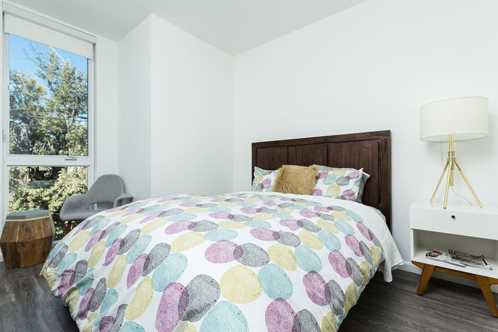 Brand New Queen Mattress with Ultra Comfy Linens and Pillows