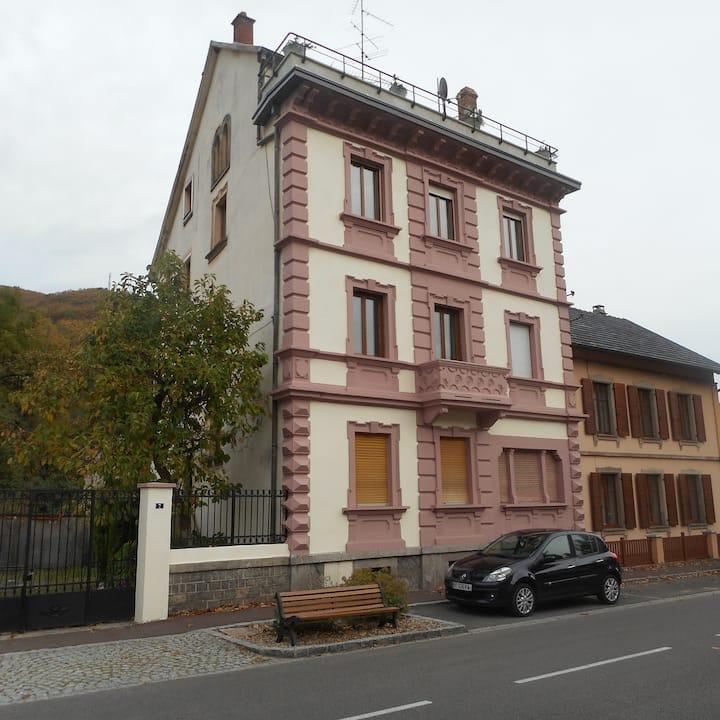 Kaysersberg Centre - Chez Moera - Route Des Vins