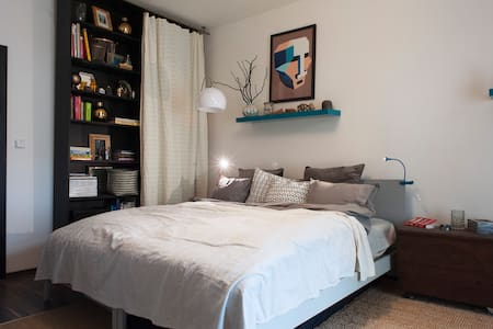 Central-ish ARTSY STUDIO with bohemian vibe - Prague - Apartment - 2