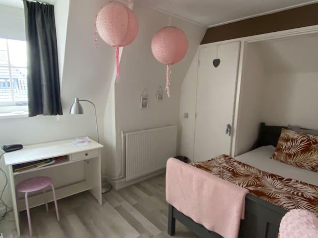 Slaapkamer 3 (1.5 persoon)