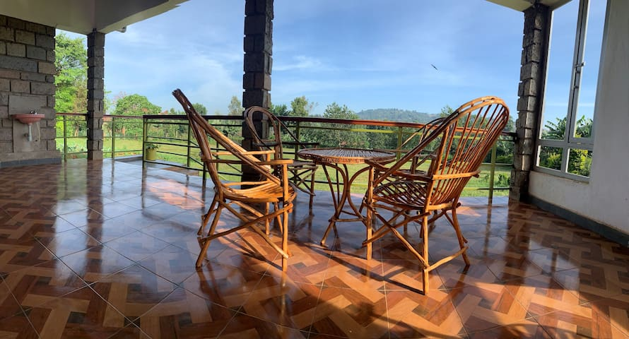 A breathtaking view, close to Kisii town.