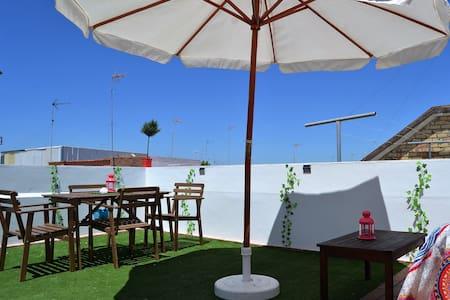 Nuevo de 2016 centro Chipiona - Chipiona - Apartament