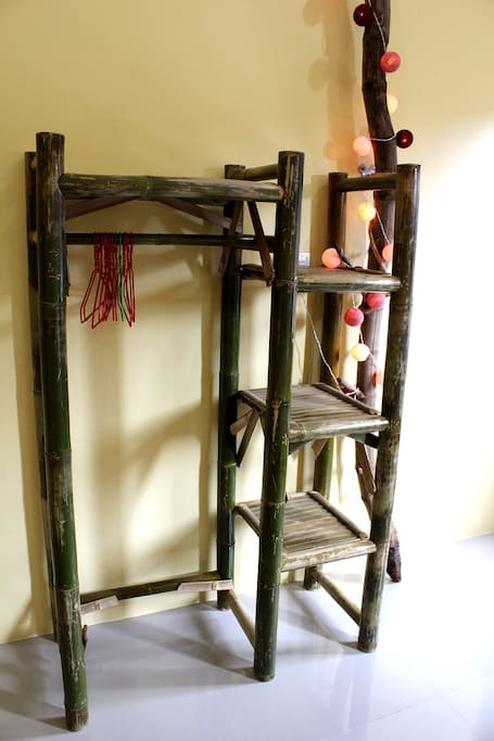 Bamboo rack for your storage