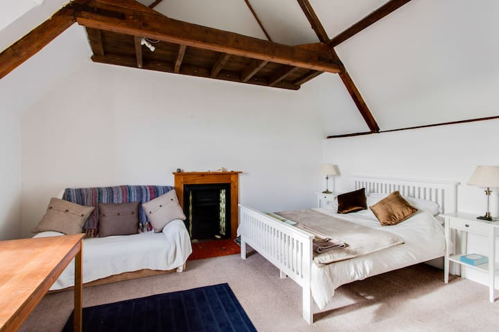 Lookout Suite - Super Sea View - Llansteffan - Leilighet