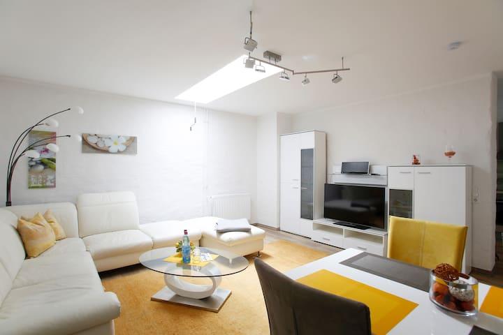 Stilvolles, modernes Apartment in Warnemünde