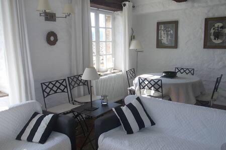 Charme et Terrasse Tropézienne  Golfe de ST TROPEZ - Cogolin - Apartamento