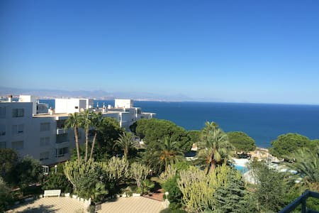 Апартаменты с видом на море - Gran Alacant - Leilighet