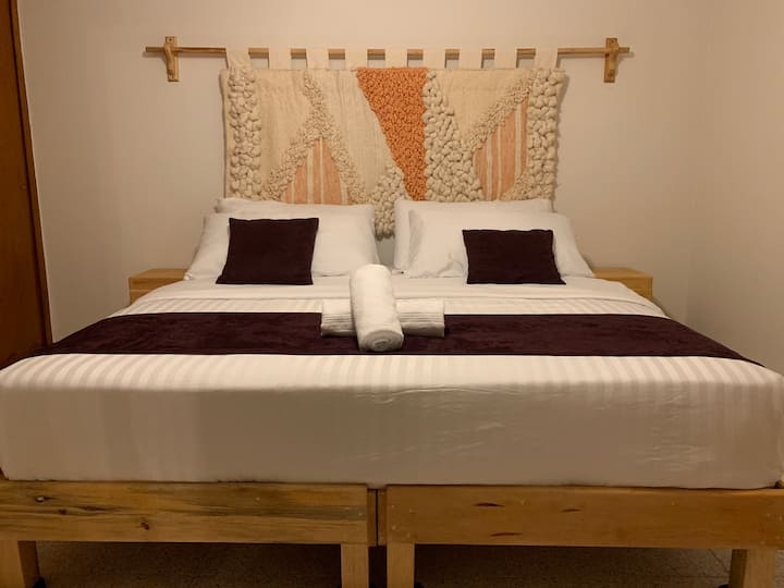 Perfect Apartment In Downtown Oaxaca- Free Parking