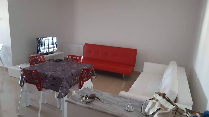 Très beau appartement 2 pièces, à 500m de la mer - Hammamet - Apartamento