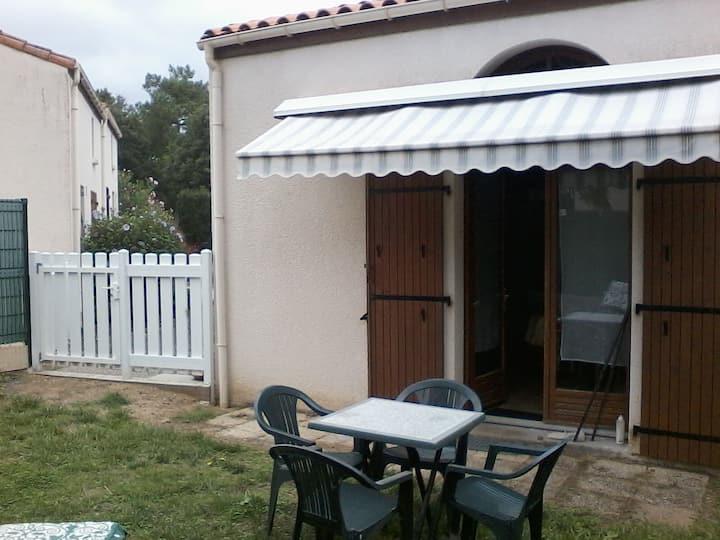 Maison avec Jardin à 150m à de la plage.