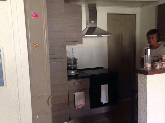 Repos et marche - Sisteron - Apartment