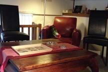 Mezzanine sur salon