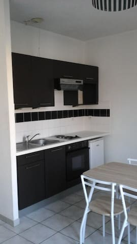 Loue appartement T1 meublé - Gap