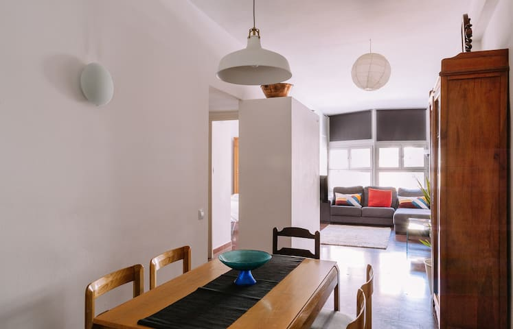 Great apartment close CAMP NOU - Barcelona - Daire