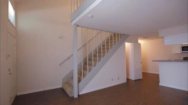 Beautiful 2-Story loft in a gated safe complex