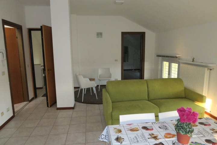 nice holiday apartment with parking  nr. 4 UDINE - Udine - Apartemen