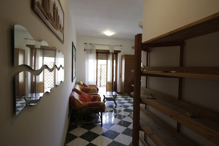 Lovely apartment between city centre and seaside - Roma  - Apartment