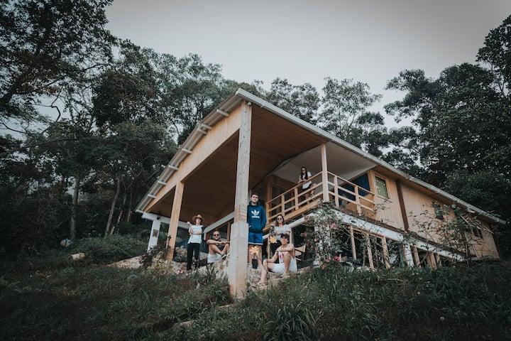 Cabaña Guarumo de la Sierra