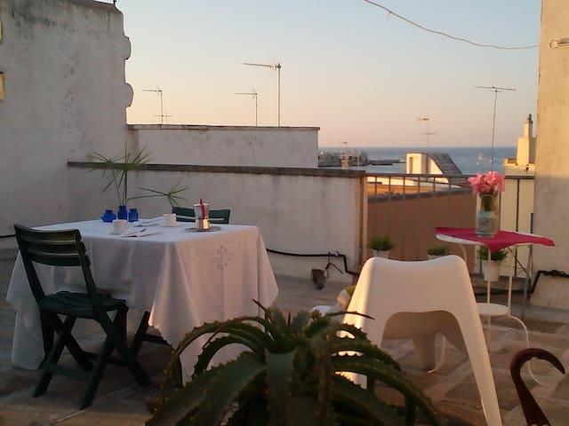 grazioso appartamento nel cuore di otranto - Otranto - Apartament