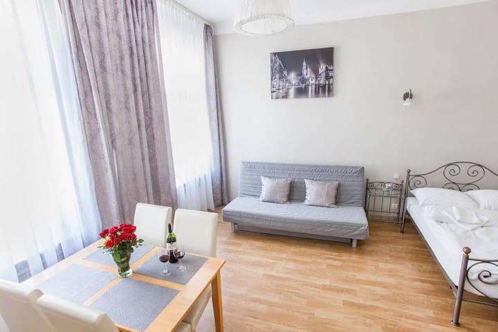 Apartment with 1 bedroom